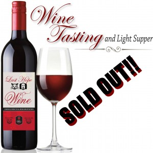 2014_Wine_Tasting - sold out