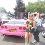 sarah pink vette